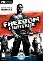 Portada oficial de Freedom Fighters para PC