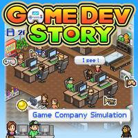 Portada oficial de Game Dev Story para iPhone