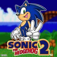 Portada oficial de Sonic the Hedgehog 2 para iPhone