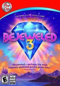 Portada oficial de Bejeweled 3 para PC