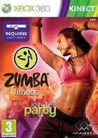 Portada oficial de Zumba Fitness Kinect para Xbox 360