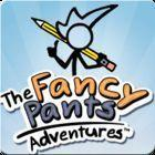 Portada oficial de The Fancy Pants Adventures PSN para PS3