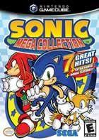 Portada oficial de Sonic MegaCollection para GameCube