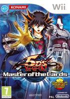 Portada oficial de Yu-Gi-Oh! 5Ds Master of the Cards para Wii