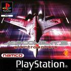 Portada oficial de Ace Combat 3: Electrosphere para PS One