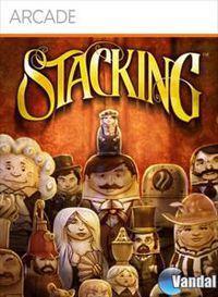 Portada oficial de Stacking XBLA para Xbox 360