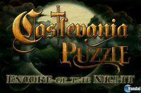 Portada oficial de Castlevania Puzzle: Encore of the Night  para iPhone