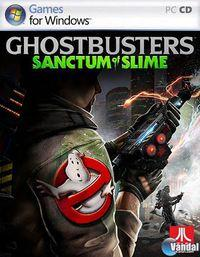 Portada oficial de Ghostbusters: Sanctum of Slime para PC