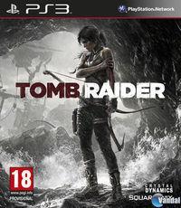 Portada oficial de Tomb Raider para PS3