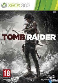 Portada oficial de Tomb Raider para Xbox 360