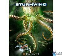 Portada oficial de Sturmwind para Dreamcast