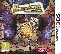 Portada oficial de Doctor Lautrec y los Caballeros Olvidados para Nintendo 3DS