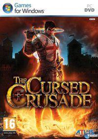 Portada oficial de The Cursed Crusade para PC