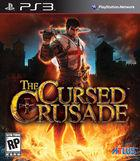 Portada oficial de The Cursed Crusade para PS3