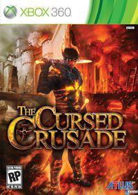 Portada oficial de The Cursed Crusade para Xbox 360