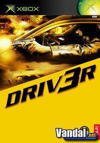 Portada oficial de DRIV3R para Xbox