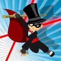 Portada oficial de Laser Dance Robberies para iPhone