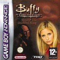 Portada oficial de Buffy The Vampire Slayer: Wrath of the Darkhul King para Game Boy Advance