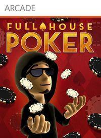 Portada oficial de Full House Poker para Xbox 360