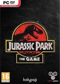 Portada oficial de Jurassic Park: The Game para PC