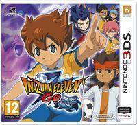 Portada oficial de Inazuma Eleven Go: Luz y Sombra para Nintendo 3DS