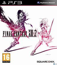 Portada oficial de Final Fantasy XIII-2 para PS3
