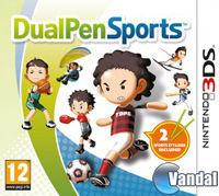 Portada oficial de Dual Pen Sports para Nintendo 3DS