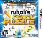 Portada oficial de Nikoli's Pencil Puzzle para Nintendo 3DS