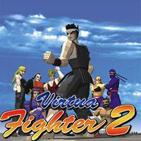 Portada oficial de Virtua Fighter 2 para iPhone