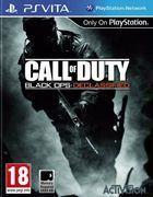 Portada oficial de de Call of Duty Black Ops: Declassified para PSVITA