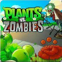Portada oficial de Plants vs. Zombies PSN para PS3
