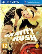 Portada oficial de Gravity Rush para PSVITA