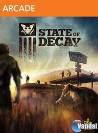Portada oficial de State of Decay XBLA para Xbox 360