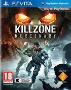 Portada oficial de Killzone Mercenary para PSVITA