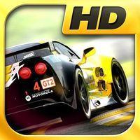 Portada oficial de Real Racing 2 para iPhone