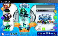 Portada oficial de Skylanders: Spyro's Adventure para PS3