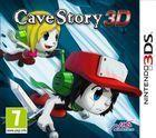 Portada oficial de Cave Story 3D para Nintendo 3DS