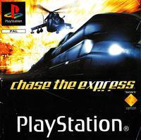Portada oficial de Chase the Express para PS One