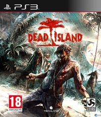 Portada oficial de Dead Island para PS3