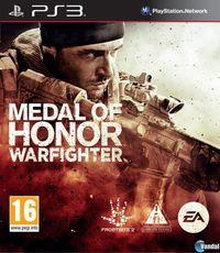 Portada oficial de Medal of Honor: Warfighter para PS3