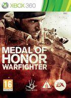 Portada oficial de Medal of Honor: Warfighter para Xbox 360