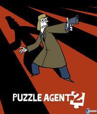 Portada oficial de Puzzle Agent 2 para PC