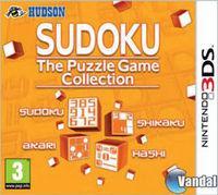 Portada oficial de Sudoku: The Puzzle Game Collection para Nintendo 3DS