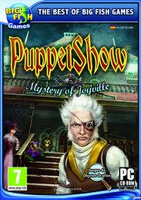 Portada oficial de Puppetshow: Mystery of Joyville para PC
