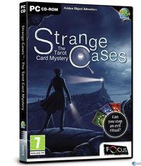 Portada oficial de Strange Cases: El Misterio de la Carta del Tarot para PC