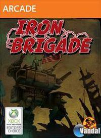 Portada oficial de Iron Brigade XBLA para Xbox 360