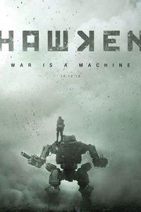 Portada oficial de Hawken para PC