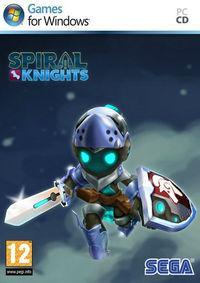 Portada oficial de Spiral Knights para PC