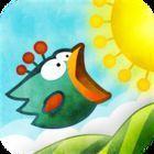 Portada oficial de Tiny Wings para iPhone