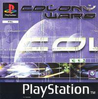Portada oficial de Colony Wars para PS One